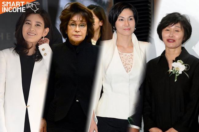 3 người phụ nữ sở hữu khối tài sản trên 1 tỷ đô la của Hàn Quốc: Là cô cháu trong gia tộc Samsung, sống ở khu vực đắt đỏ nhất Seoul - Ảnh 1.