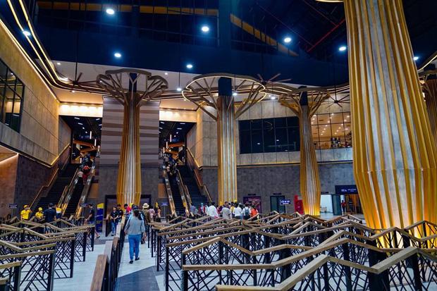 Nhà ga cáp treo đạt kỷ lục Guinness thế giới của Việt Nam: Bên trong đẹp tựa châu Âu thu nhỏ, xem ảnh sống ảo chỉ biết ngỡ ngàng - Ảnh 15.