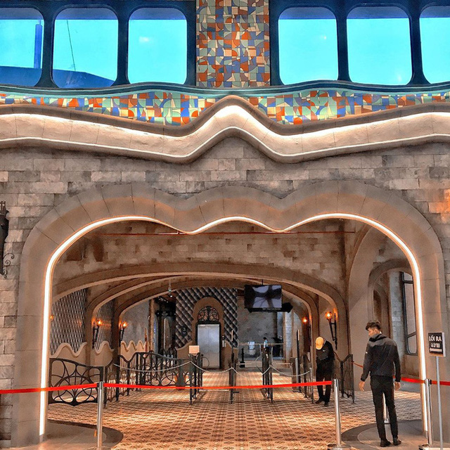 Nhà ga cáp treo đạt kỷ lục Guinness thế giới của Việt Nam: Bên trong đẹp tựa châu Âu thu nhỏ, xem ảnh sống ảo chỉ biết ngỡ ngàng - Ảnh 26.