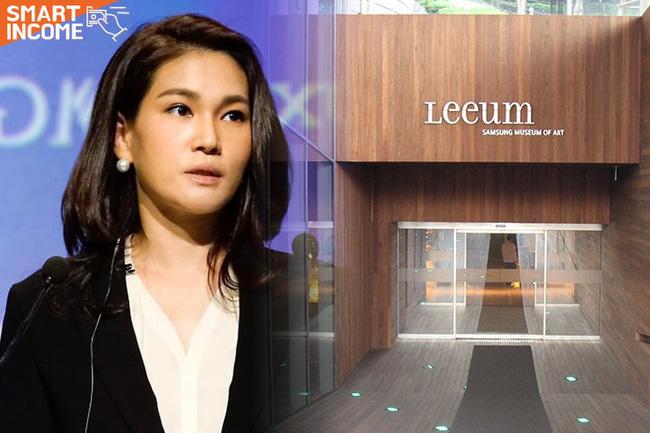 3 người phụ nữ sở hữu khối tài sản trên 1 tỷ đô la của Hàn Quốc: Là cô cháu trong gia tộc Samsung, sống ở khu vực đắt đỏ nhất Seoul - Ảnh 4.