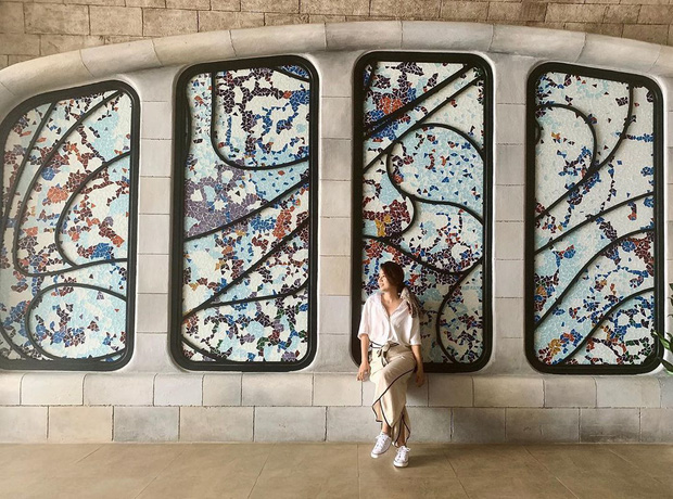 Nhà ga cáp treo đạt kỷ lục Guinness thế giới của Việt Nam: Bên trong đẹp tựa châu Âu thu nhỏ, xem ảnh sống ảo chỉ biết ngỡ ngàng - Ảnh 31.