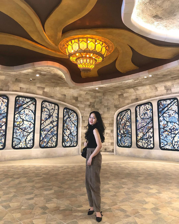Nhà ga cáp treo đạt kỷ lục Guinness thế giới của Việt Nam: Bên trong đẹp tựa châu Âu thu nhỏ, xem ảnh sống ảo chỉ biết ngỡ ngàng - Ảnh 32.