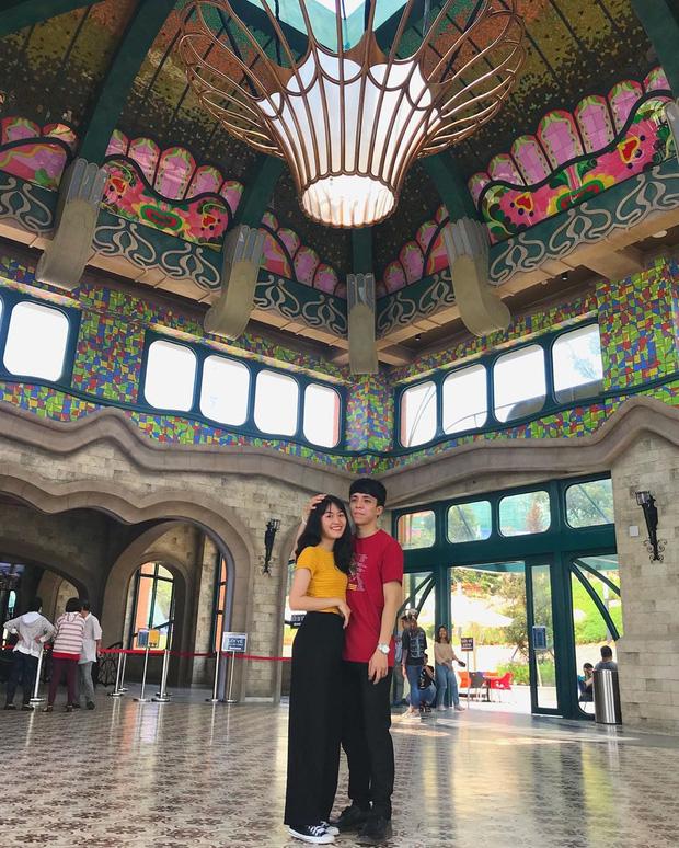 Nhà ga cáp treo đạt kỷ lục Guinness thế giới của Việt Nam: Bên trong đẹp tựa châu Âu thu nhỏ, xem ảnh sống ảo chỉ biết ngỡ ngàng - Ảnh 34.