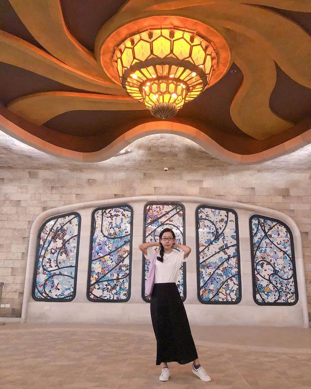 Nhà ga cáp treo đạt kỷ lục Guinness thế giới của Việt Nam: Bên trong đẹp tựa châu Âu thu nhỏ, xem ảnh sống ảo chỉ biết ngỡ ngàng - Ảnh 38.