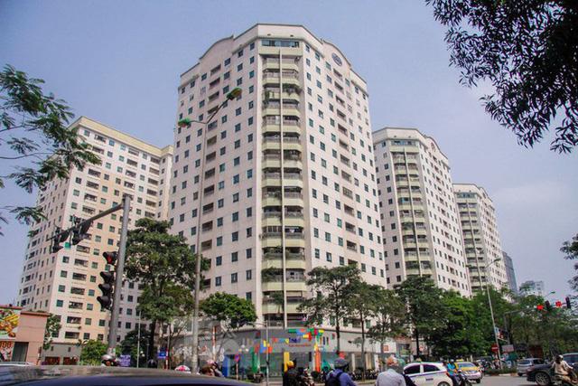Cận cảnh ô đất vàng dịch vụ cuối cùng đô thị mẫu Hà Nội bỏ hoang 20 năm - Ảnh 1.