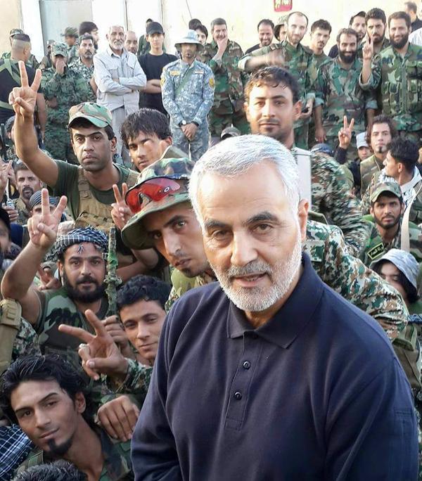 NÓNG: Iran quyết xử tử kẻ chỉ điểm giúp Mỹ ám sát Tướng Soleimani - Con rối của CIA và Mossad? - Ảnh 10.