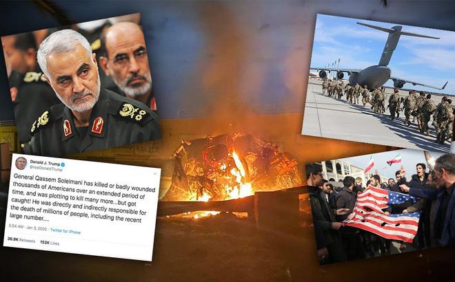 NÓNG: Iran quyết xử tử kẻ chỉ điểm giúp Mỹ ám sát Tướng Soleimani - Con rối của CIA và Mossad? - Ảnh 8.