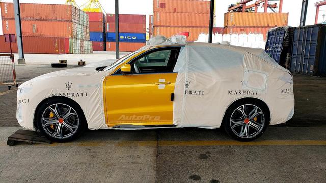 Rộ tin Minh nhựa sắm Maserati Levante Trofeo khủng nhất Việt Nam sau khi bán 2 chiếc SUV độ tâm huyết - Ảnh 1.