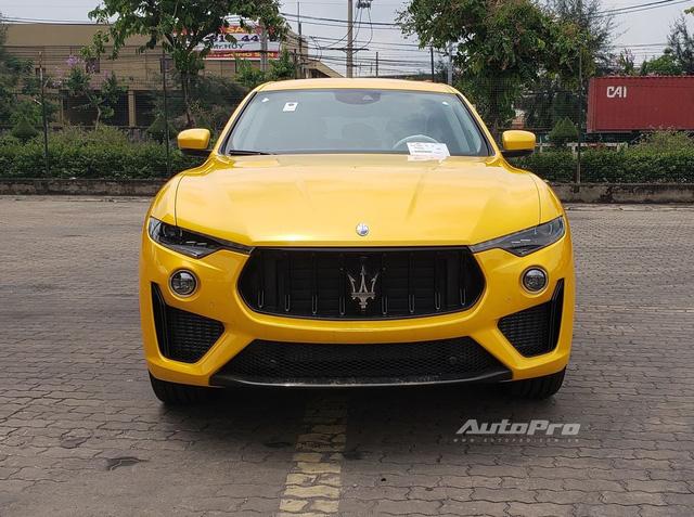 Rộ tin Minh nhựa sắm Maserati Levante Trofeo khủng nhất Việt Nam sau khi bán 2 chiếc SUV độ tâm huyết - Ảnh 2.