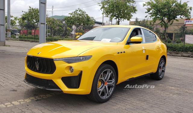 Rộ tin Minh nhựa sắm Maserati Levante Trofeo khủng nhất Việt Nam sau khi bán 2 chiếc SUV độ tâm huyết - Ảnh 3.