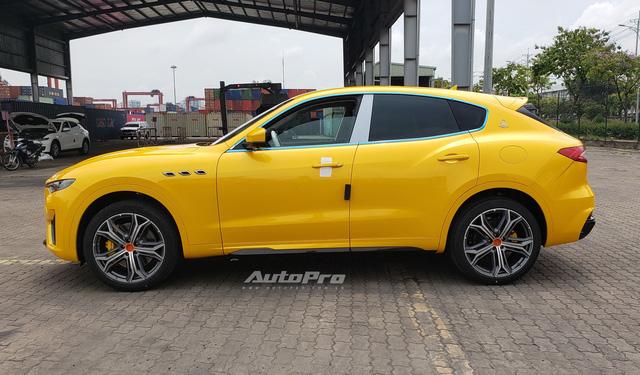 Rộ tin Minh nhựa sắm Maserati Levante Trofeo khủng nhất Việt Nam sau khi bán 2 chiếc SUV độ tâm huyết - Ảnh 4.
