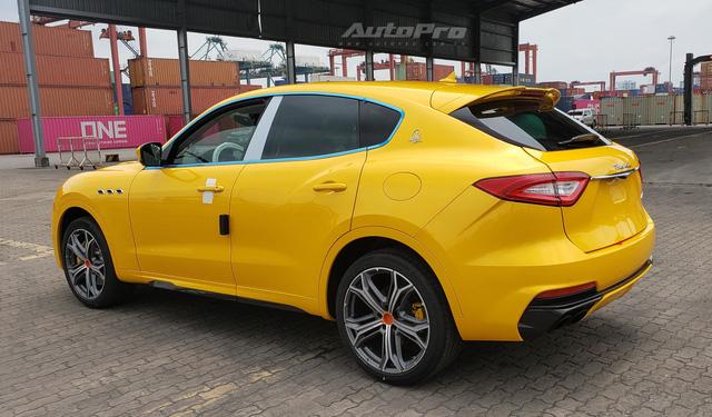 Rộ tin Minh nhựa sắm Maserati Levante Trofeo khủng nhất Việt Nam sau khi bán 2 chiếc SUV độ tâm huyết - Ảnh 5.