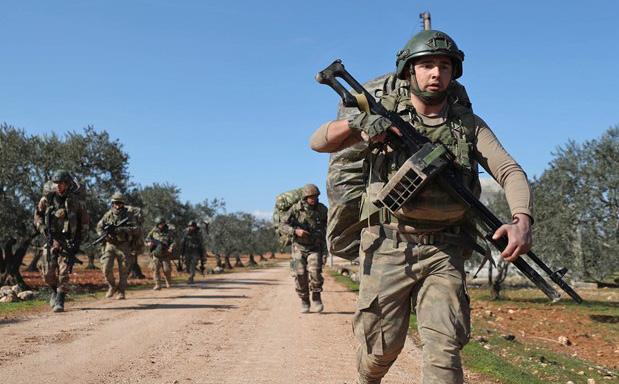 Nga, Thổ Nhĩ Kỳ nhất trí giảm căng thẳng trên chiến trường ở Syria