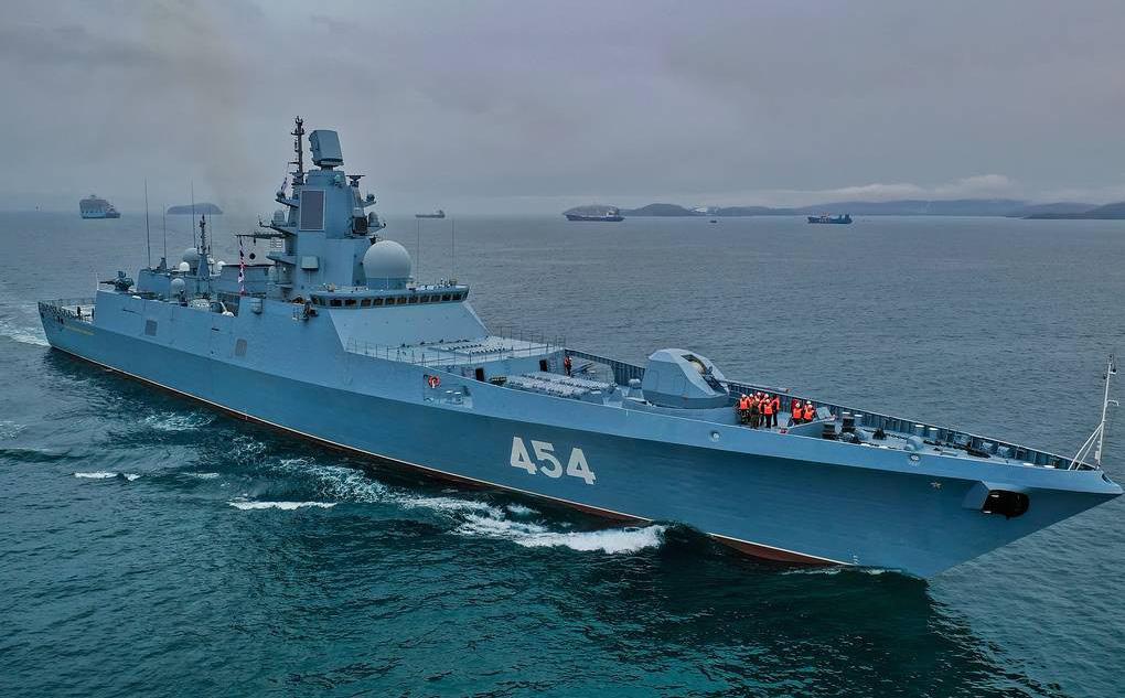 """Nga nâng cấp """"siêu tàu"""" mang 16 tên lửa hành trình Kalibr"""