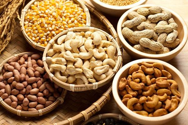 Kết quả hình ảnh cho Những loại hạt - siêu thực phẩm giúp cho xương chắc khỏe