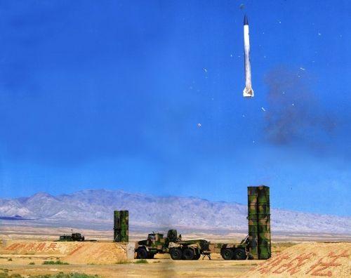 Tên lửa Hồng Kỳ - 9 hiện đang là lực lượng chủ lực của binh chủng Phòng không Trung Quốc