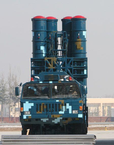 Tên lửa phòng không Hồng Kỳ - 9 Trung Quốc