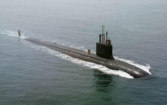 Tàu ngầm lớp Virginia của hải quân Mỹ,