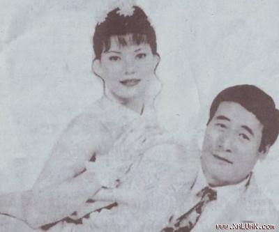 Ông Khải và vợ tư Lê Thúy Hằng
