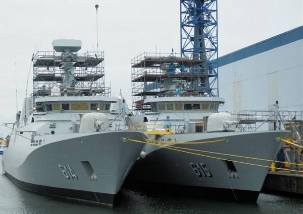 Theo tiết lộ, thỏa thuận cung cấp 2 tàu chiến SIGMA cho Việt Nam sẽ được thông qua vào cuối năm nay