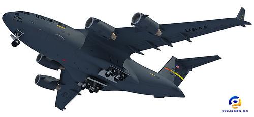Phải chăng bản thiết kế C-17 của Mỹ bị đánh cắp và Trung Quốc đã