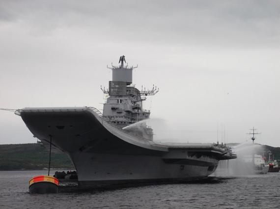 Tàu sân bay INS Vikramaditya