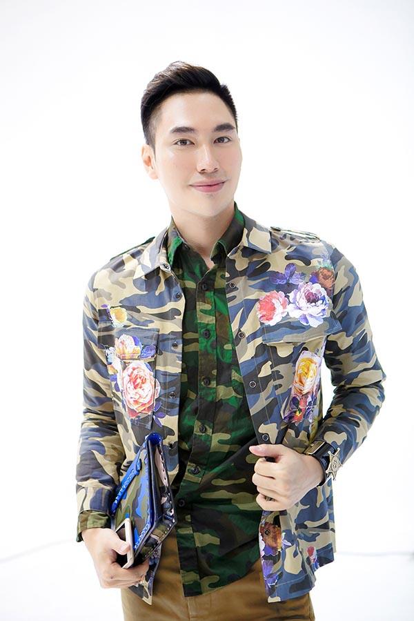 Phong cách thời trang ấn tượng, hợp mốt của Lý Quý Khánh.