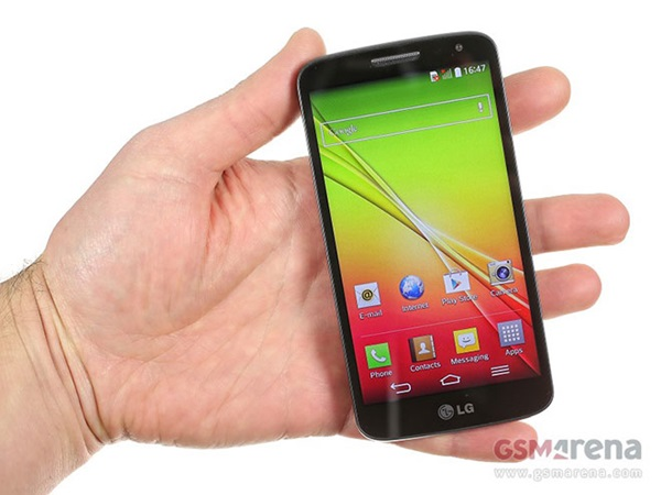 Trên tay LG G2 mini