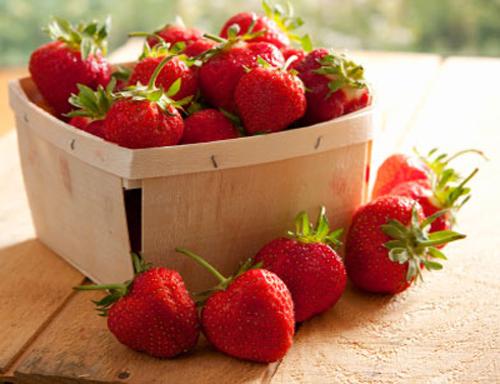 Mẹo hữu dụng giúp rửa trôi tối đa hóa chất trong hoa quả 1