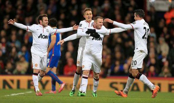 Mata, Rooney và Van Persie là 3/4 cầu thủ được Van Gaal đánh giá cao ở Man United