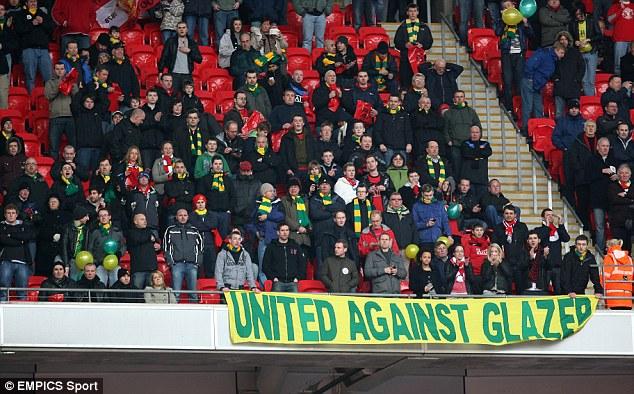 NHM Man United phản đối nhà Glazer