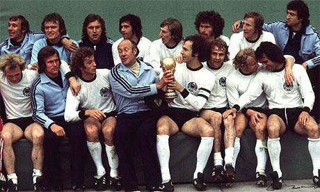 Tây Đức vô địch nhưng trước đó từng phải chịu rất nhiều áp lực và vì mâu thuẫn nội bộ mà suýt bỏ giải