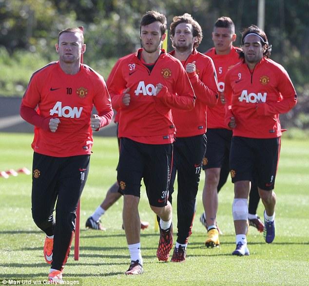 Từ khi du đấu Hè, dàn sao Man United đã phải làm quen với lịch tập mới 2 buổi/ngày