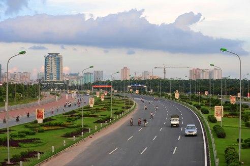 Đường cao tốc Hòa Lạc - TP Hòa Bình.