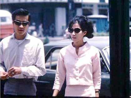 Đại Cathay, tên trùm giang hồ Sài Gòn. (Ảnh tư liệu)
