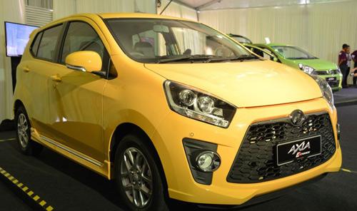 xe ô tô, Ôtô Malaysia giá 160 triệu đồng, Hãng Perodua