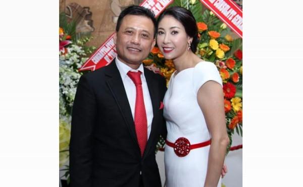 Chồng hoa hậu Hà Kiều Anh giàu cỡ nào?