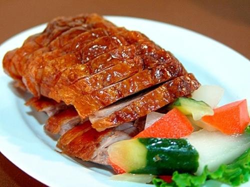 Ăn thịt vịt có tốt không?.