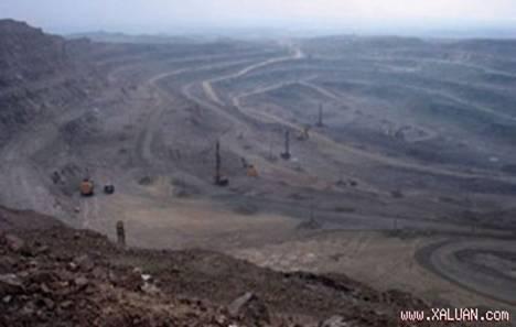 Một mỏ đất hiếm của Trung Quốc đang tàn sát môi trường sinh thái.