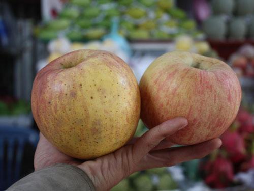 Một quả táo Trung Quốc, việc làm cho bác sỹ ung thư Mỹ cả đời - Ảnh 1