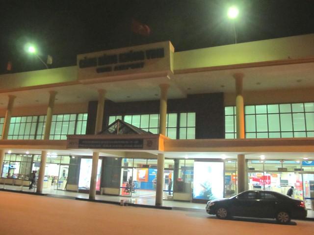 Cảng hàng không sân bay Vinh (Nghệ An).