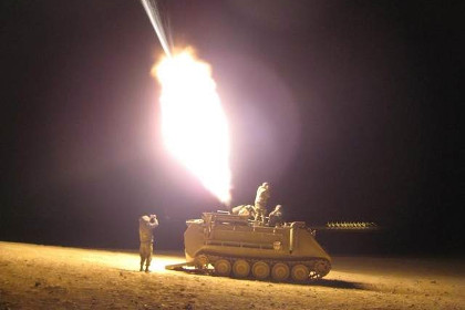Thử nghiệm Spear ban đêm (Elbit Systems)