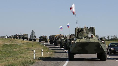Ukraine nói rằng thất bại dưới tay quân Nga chứ không phải quân ly khai