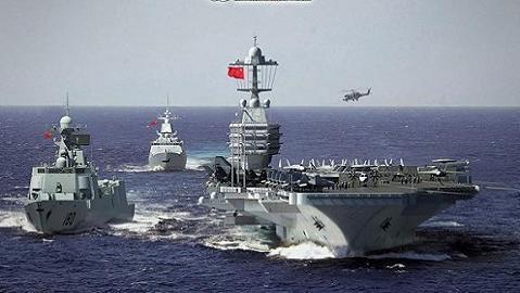 Biên đội tàu sân bay tương lai Trung Quốc do dân mạng tự chế