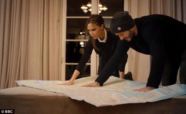 Cô vợ Victoria cùng David Beckham lên kế hoạch để không bị nhận ra ở rừng rậm Amazon