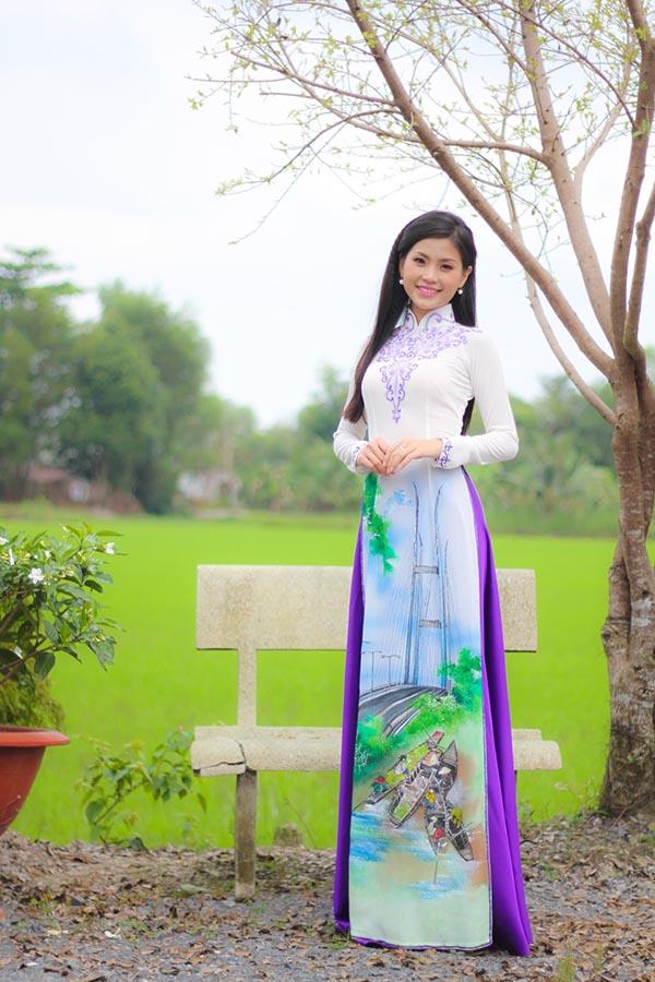 Sắp tới, Diễm Trang mong muốn có nhiều việc làm thiết thực nhằm quảng bá cho quê hương Vĩnh Long của mình.