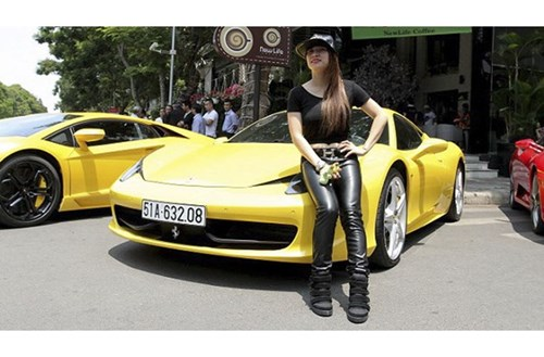 Đọ độ chơi siêu xe của đại gia 3 miền Bắc -Trung- Nam - Ảnh 10