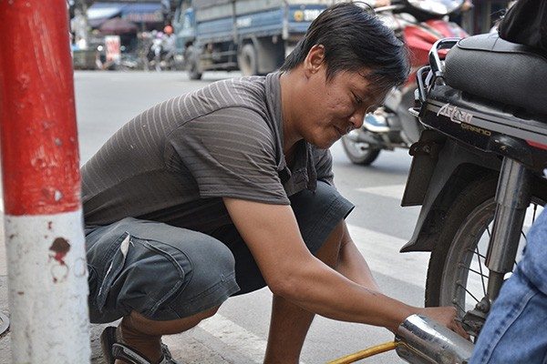 Những tấm biển thông báo ấm áp tình người giữa Sài Gòn hoa lệ 10