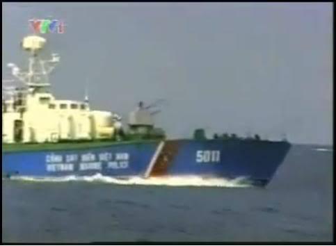 Tàu tuần tiễu lớp lớp Shershen cải hoán thành tàu Cảnh sát biển