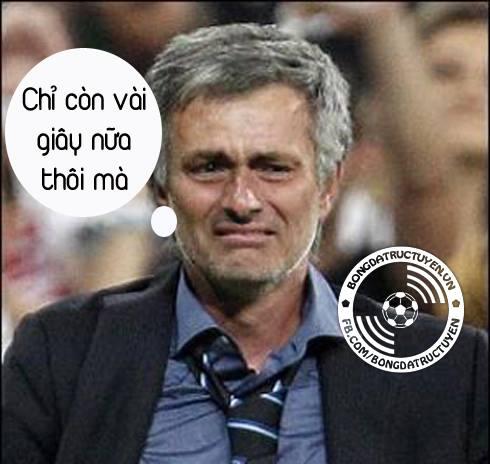 Tiếc cho Mourinho